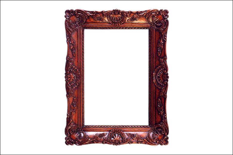 Rococo Frames | | Liberty Carvings